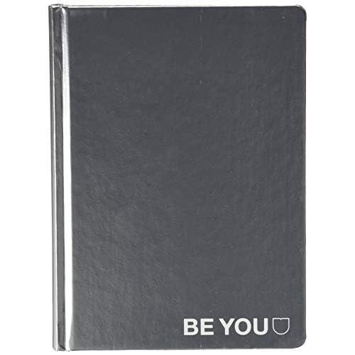 Giochi Preziosi Be You Diario Agenda, Formato Standard, Collezione 2019/20, Silver Metallic