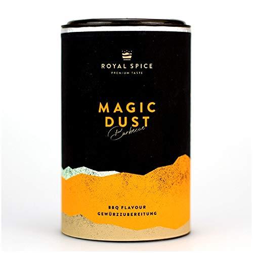 Magic Dust, BBQ-Rub, Trockenmarinade für BBQ