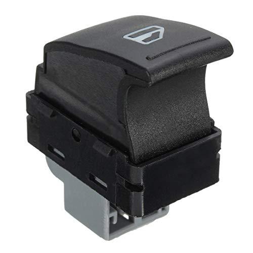 Botones Elevalunas Interruptor de ventana de pasajeros de automóviles para VW Transporter T5 2005-2009 T6 2009-2014 7E0959855 Interruptor Ventana
