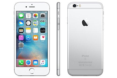 iPhone 6S, 16 GB, silberfarben