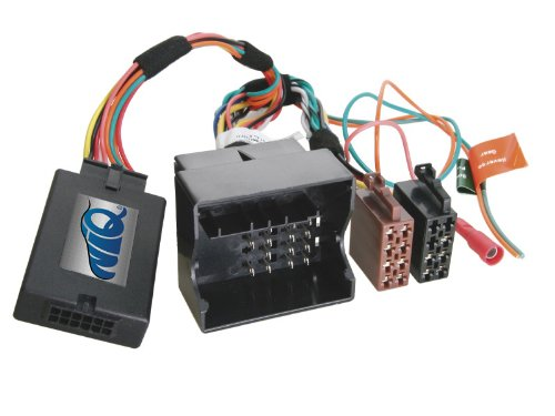 Bus CAN Volante adaptador de mando a distancia Seat todos los modelos a partir de 2005con Radios Pioneer
