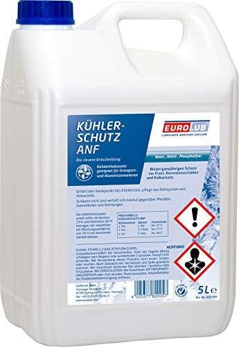 Eurolub 820005 Kühlerschutz Anf 5 Liter Auto