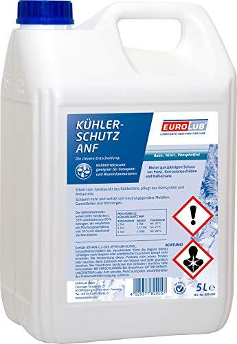 EUROLUB Kühlerschutz ANF, 5 Liter