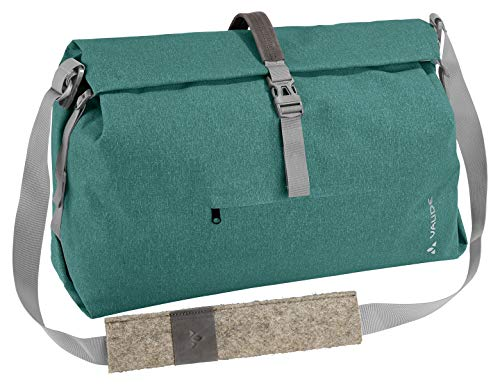 VAUDE Taschen Bodnegg, Nachhaltig innovative Tasche für den modernen Alltag, nickel green, one Size, 141469840