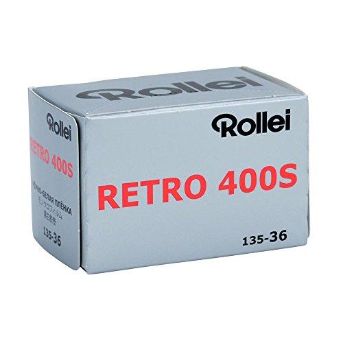 サンアイ パンクロマティック白黒フィルムROLLEI RETRO400S 135-36