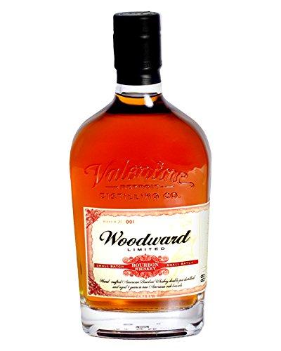 Valentine Distilling Woodward Ltd. Bourbon Whiskey USA 0,70 l