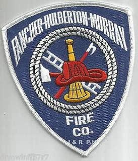 Fancher - Hulberton - Murray Fire Dept, New York (4