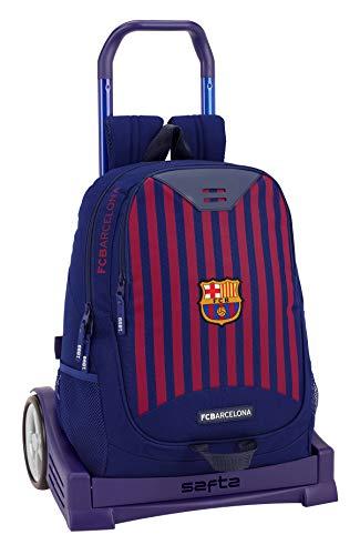 FCB FC Barcelona ST611829860 Equipaje para niños, Azul, 44 cm