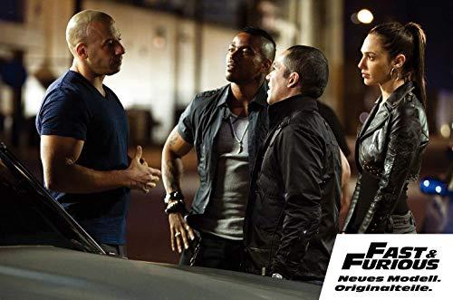 Fast & Furious: Neues Modell. Originalteile.  (4K Ultra HD) (+ Blu-ray 2D) [2009]