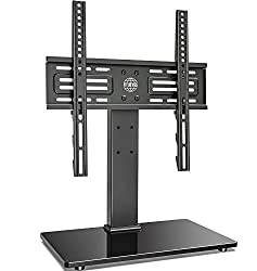 """Fits most 27'' to 55"""" LCD/LED/OLED/QLED/Plasma/4K TVs, weighing up to 40kgs/88lbs Compatible VESA(mounting hole pattern) - 100X100mm (4""""x4"""")/ 200X100mm (8""""x4"""")/ 200X200mm(8""""x8"""")/ 300X200mm (12""""x8"""")/ 300X300mm (12""""x12"""")/ 400X300mm (16""""x12"""")/ 400X400mm..."""