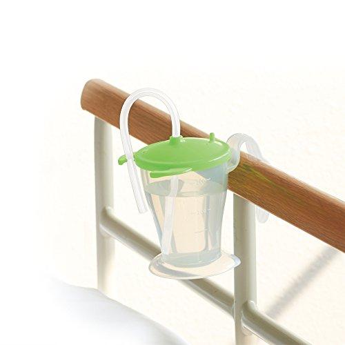 オオサキメディカルプラスハートストローカップグリーン