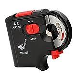 AKT Elektrisches Angelhaken Tier Werkzeug Automatisches Bindeknotengerät der Maschine Angelzubehör,Black