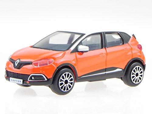 Bester der welt Renault Captur Orange Automodell 30316 Bburago 1:43