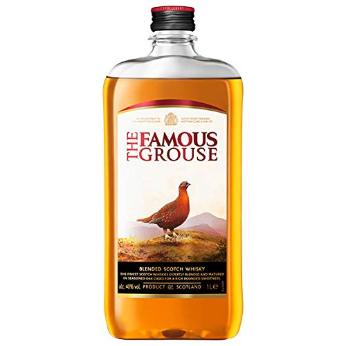 obtener whisky escoces famouse grouse on-line