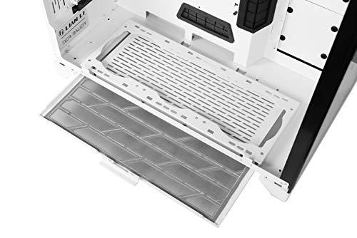 Lian Li O11 Dynamic XL ROG Certified (White) ATX Full Tower Gaming Computer Case (O11D XL-W)