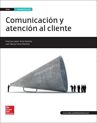 LA - Comunicacion y atencion al cliente GS. Libro alumno