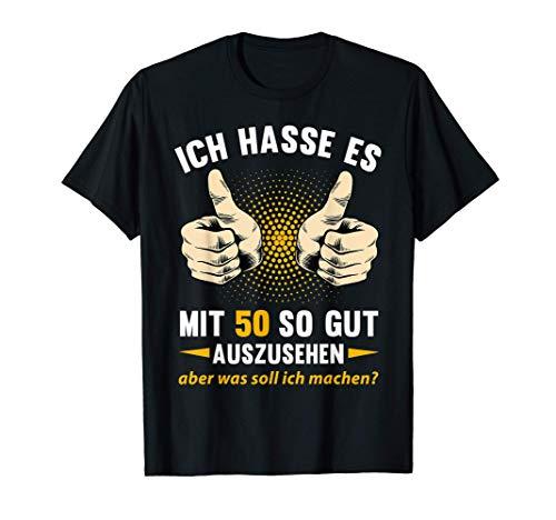 50. Geburtstag Mann Frau Jahrgang 1971 50 Jahre Geschenk T-Shirt