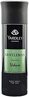 Yardley London Gentelman Urbane Deodorant for Men, 220 ml
