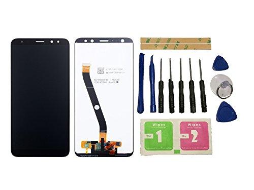 Flügel para Huawei Mate 10 Lite Pantalla LCD pantalla Negro Táctil digitalizador Asamblea Pantalla ( sin marco ) de Recambio & Herramientas