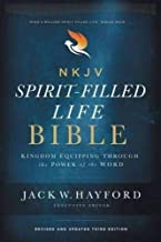 The NKJV, Spirit-Filled Life Bible, Third Edition, Hardcover, Red Letter Edition, Comfort Print: Kingdom Equipping Through the Power of the Word