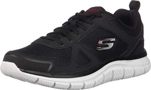 Skechers Track Scloric Black/Red 12 D (M)