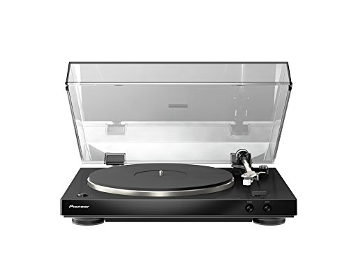 Pioneer PL-30-K Audiophile Stereo Turntable with Dual-Layered Chassis and Built-in Phono Equalizer (Renewed)