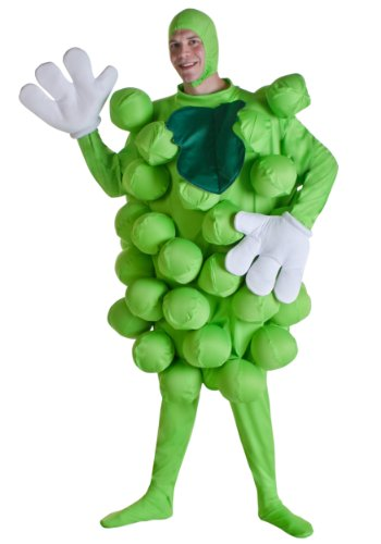 Grüne Trauben Kostüm - ST