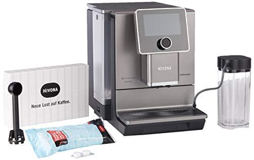 Kaffeevollautomat Nivona NICR CafeRomatica 970 Kaffeevollautomat, Titan