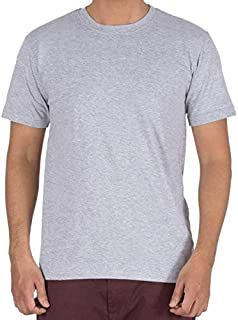 T-Shirts Round Neck Cotton Men summer