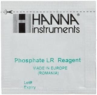 Hanna HI713-25 Phosphate Meter Checker Reagents, HI 713-25 for Phosphate Checker HI713 - Presented by Magnum Media