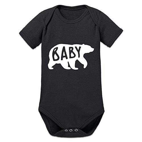 Shirtcity Brown Bear Baby Baby Strampler by