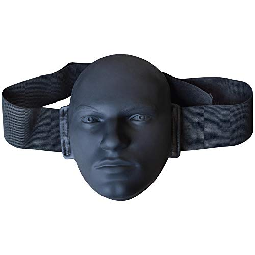 Mytra Bob Punching Dummy Target Face Dummy with Strap