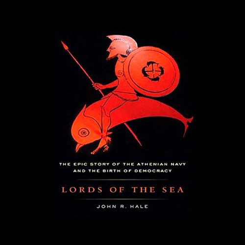 Lords of the Sea audiobook cover art