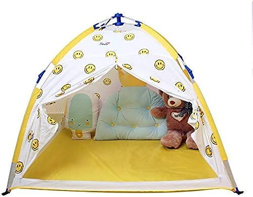 Family Princess Play Zelt für 1 bis 8-j ige mädchengeschenke, Ihre Kinder Werden Dieses Faltbare Pop-Up-Rosa-Spielhausspielzeug für den Innen- und Au bereich genie