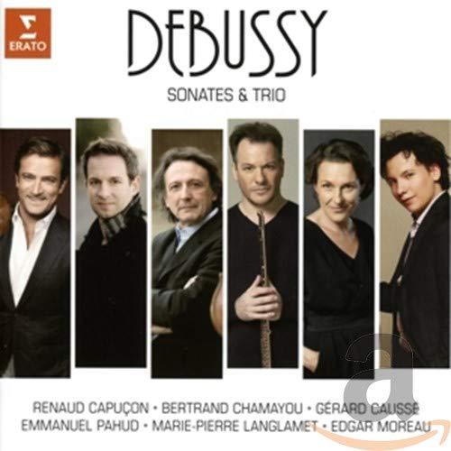 Debussy: Sonatas & Trio