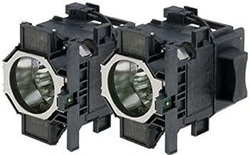 EB-Z8450WU Epson Twin-Pack Projector Lamp Replacement. Twin-Pack Projector Lamps with Genuine Ushio Bulb Inside.