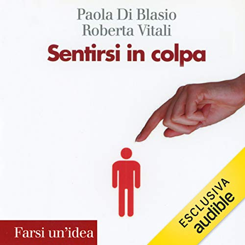 Sentirsi in colpa audiobook cover art