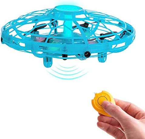 Hand Operated Drone for Kids Adults Teenagers Easy to Play with Hands Free Flying Toy Unique product image