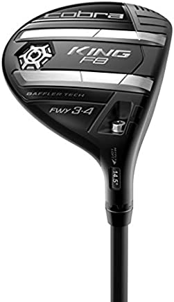 2018 Cobra Golf Men's King F8 Fairway, Black