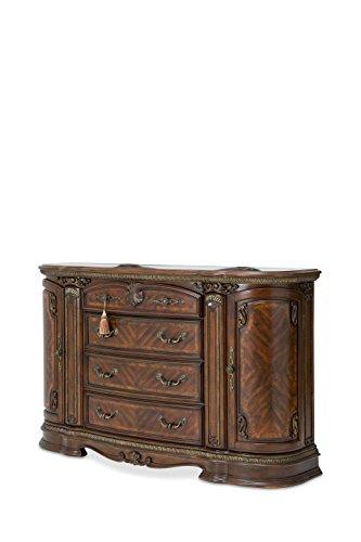 Michael Amini Bella Veneto Dresser, Cognac