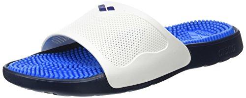 ARENA Marco X Grip - Sandali da Nuoto, Unisex, Unisex - Adulto, Sandali da Nuoto, 80634, Colore: Turchese Bianco, 36 EU