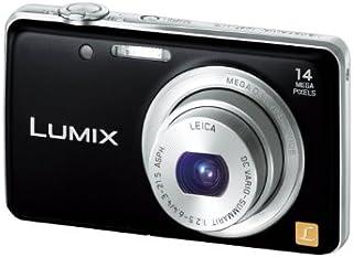 パナソニック デジタルカメラ ルミックス ブラック DMC-FH6-K