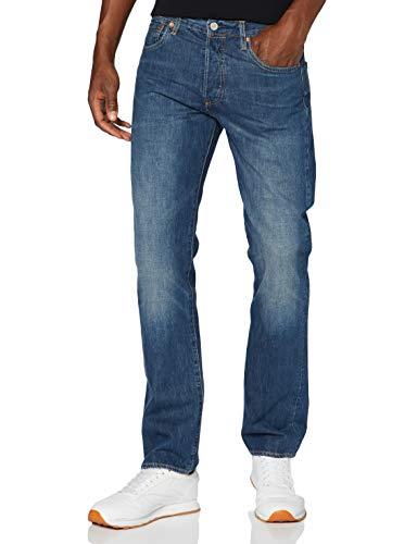 Levi's Herren 501 Original Jeans, Tank Hill, 31W / 34L