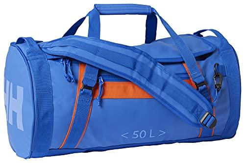 Helly Hansen HH 2 50L - Bolso Deportivo, 50 litros, Color Azul Sonic