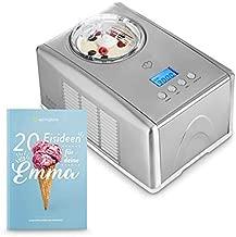 Máquina para hacer helados caseros EMMA, Ice cream maker,