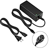 Wyness 42V 2A Battery Charger Power Supply Adapter 3-Prong Connector for Pocket Mod,Dirt Quad,and Sports Mod 0.31 inch Plug