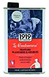 Teinte à bois - intérieur sans odeur teinte noir Wenge - 'Le Bonhomme' 500ml 1919 BY MAULER