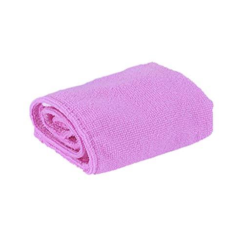 2pcs Microfibra mágica Toalla para el cabello de secado instantáneo Absorbente rápido Sombrero Cap baño Cabello largo Toalla para secar el cabello Champú para cabello seco Cap-rose Red , 2pcs