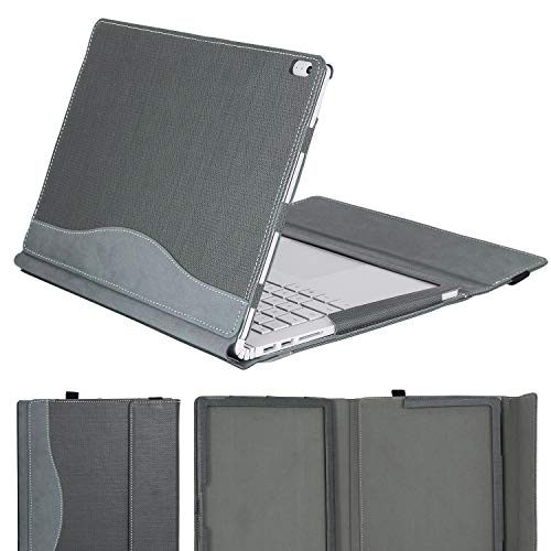 icarryalls executive surface book laptop case