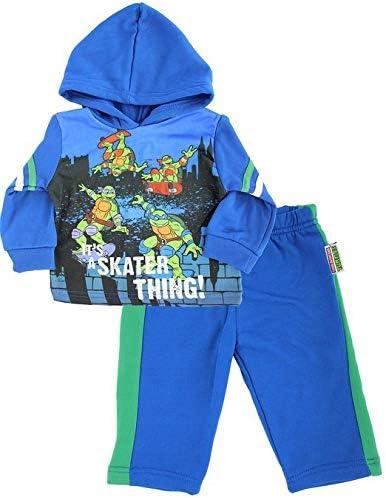Baby Boys' Teenage Mutant Ninja Turtles Hoodie Set - It's a Skater Thing!